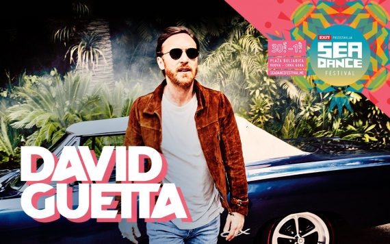 David Guetta predvodi najjači Sea Dance do sad