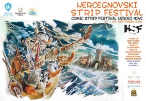 Festival stripa u Herceg Novom od 4. do 9. septembra
