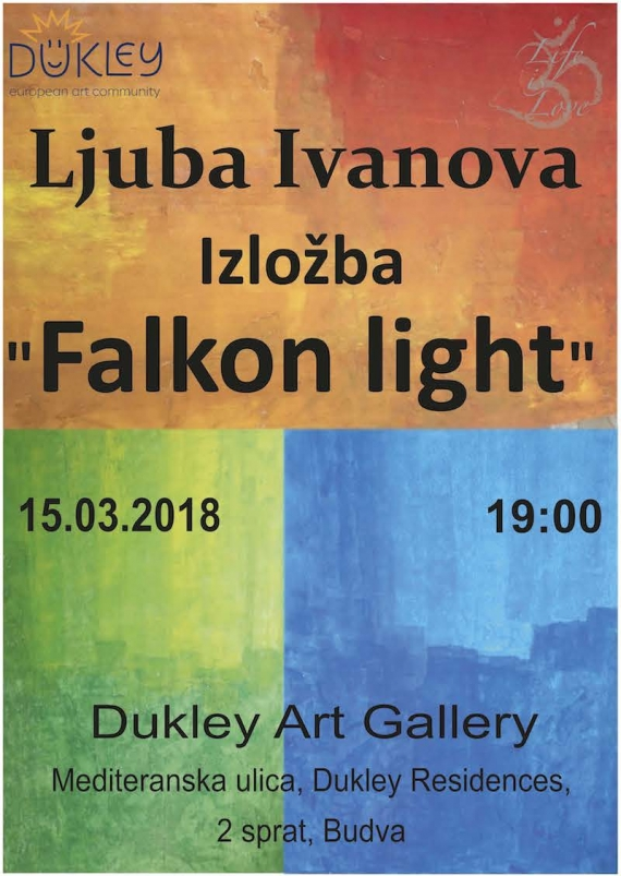 Falkon light u Dukley art galery