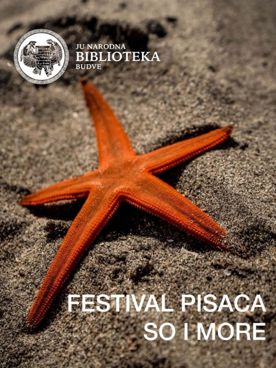 "Festival pisaca ""So i more"" u Budvi"